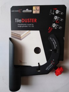 TileDUSTER 115 - 125 mm Mechanic do szlifierki kąt