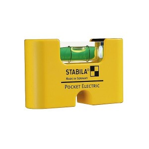 Poziomica Stabila Pocket Electric 6,7 cm magnes